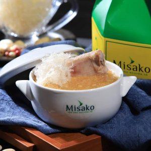 Cháo Tổ Yến Sườn Non Misako