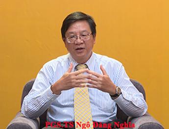 PGS TS Ngo Đang Nghia Chia se chao to yen misako 2