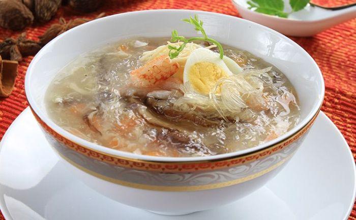 Những đầu bếp hàng đầu trên thế giới đều nhận thấy rằng tổ yến dùng để nấu súp là cách chế biến tuyệt vời nhất