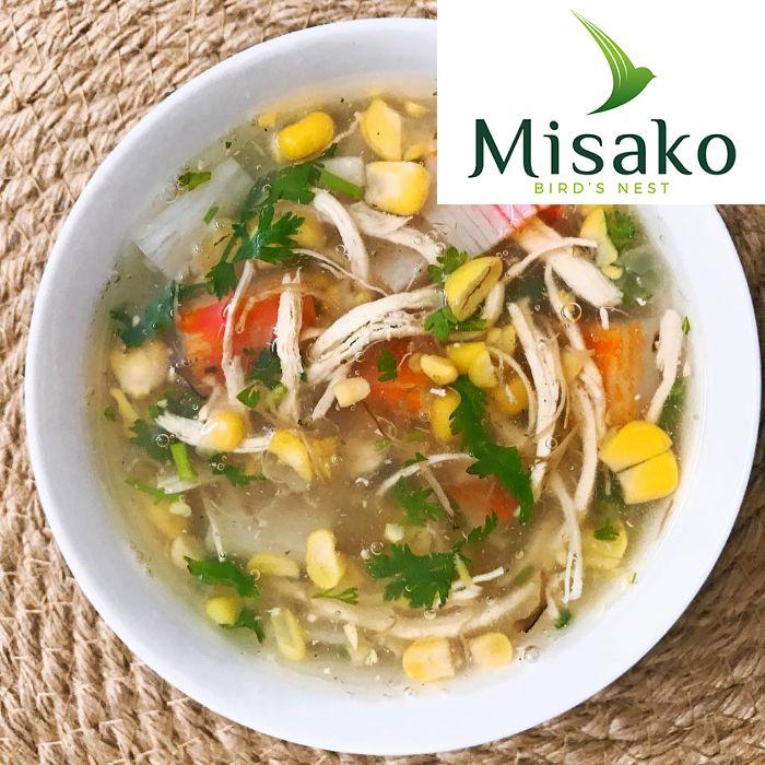 Khi bị bệnh nên ăn gì nhanh khỏe, súp gà chính là lựa chọn tốt nhất