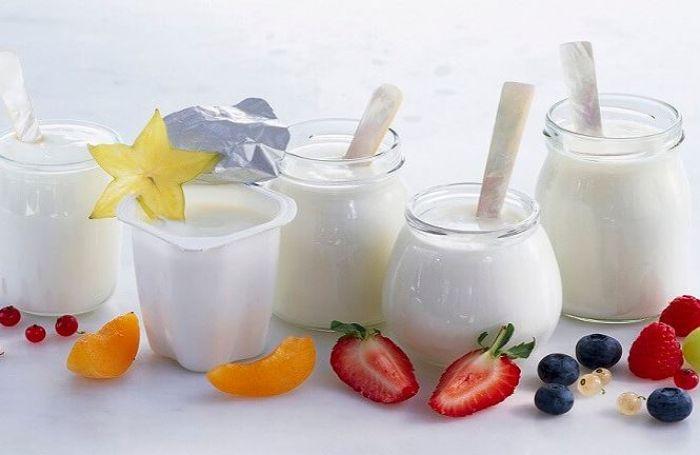 rong chế độ ăn uống hàng ngày, chúng ta có thể tìm thấy galactose từ sữa và sữa chua
