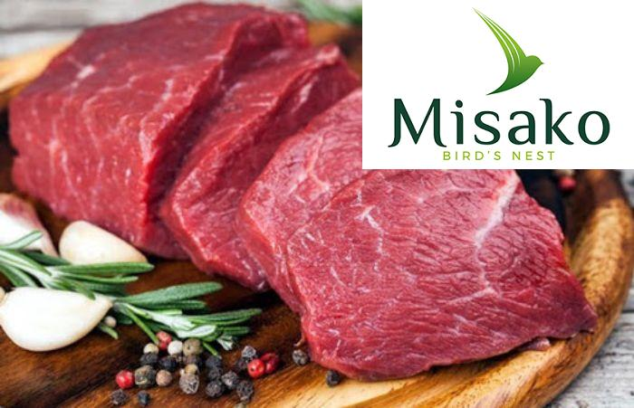 Thịt bò tươi và có độ nạc hoàn hảo sẽ rất giàu vitamin và chất khoáng, đặc biệt là chất sắt và kẽm