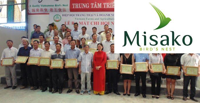 Hiệp hội yến sào Việt Nam là tổ chức xã hội của ngành yến sào ở thị trường Việt Nam