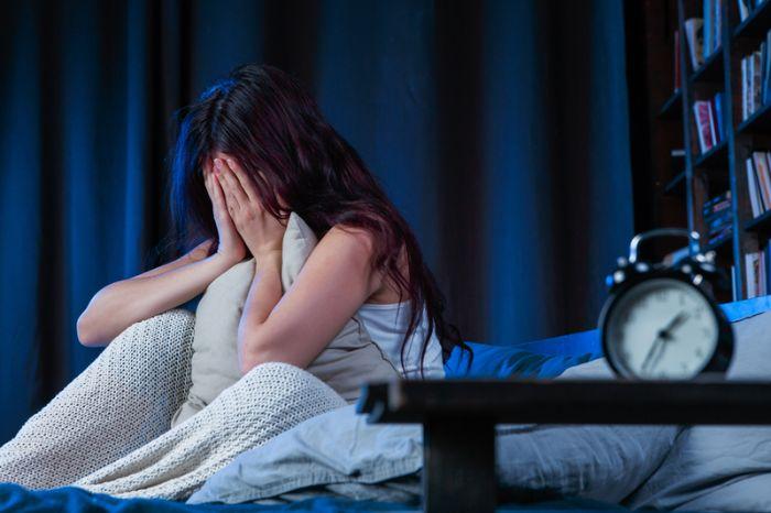 Khắc phục nhanh chóng tình trạng mất ngủ, khiến cơ thể mệt mỏi, uể oải