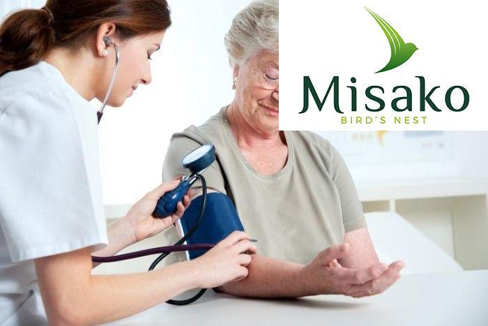 Bị cao huyết áp ăn yến sào được không?
