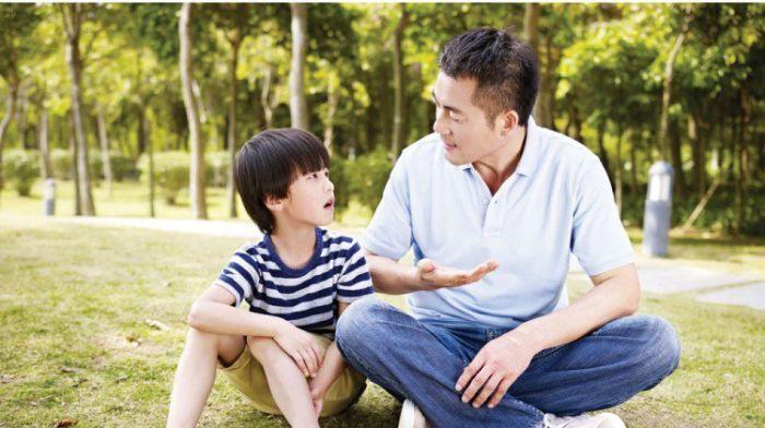 Hạn chế những vấn đề tâm lý ở trẻ