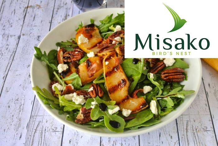 Rau xanh trộn với phô mai sống sẽ là món ăn vô cùng hoàn hảo dành cho bạn