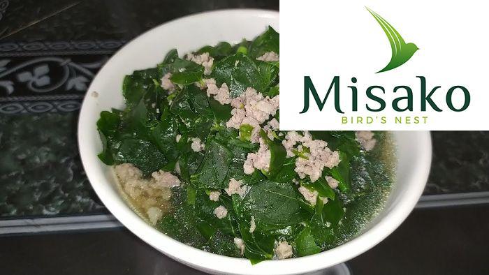 Canh rau ngót thịt heo tốt cho sức khỏe
