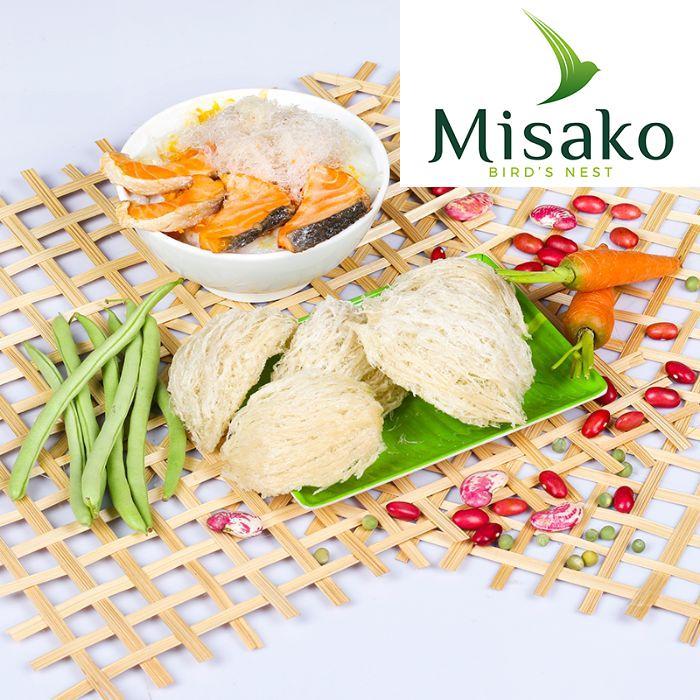 Cháo tổ yến Misako tốt cho người già
