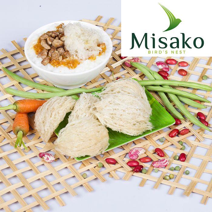 Cháo tổ yến tại Yến Sào Misako là dòng sản phẩm được rất nhiều người tiêu dùng ưa chuộng và đánh giá cao hiện nay