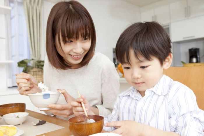 Cách tăng khả năng hấp thụ dinh dưỡng cho trẻ em