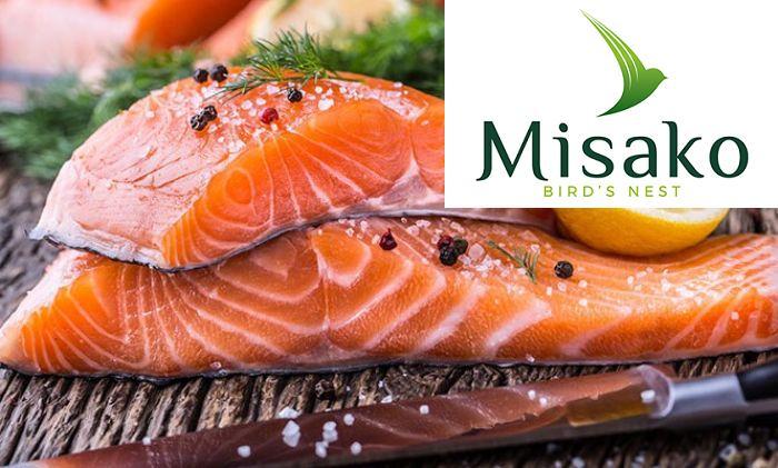 Cá hồi được biết đến là thực phẩm sở hữu hàm lượng dinh dưỡng dồi dào