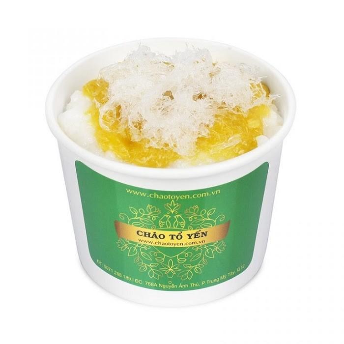 Cháo cua tổ yến với hương vị thơm ngon và bổ dưỡng cho sức khỏe