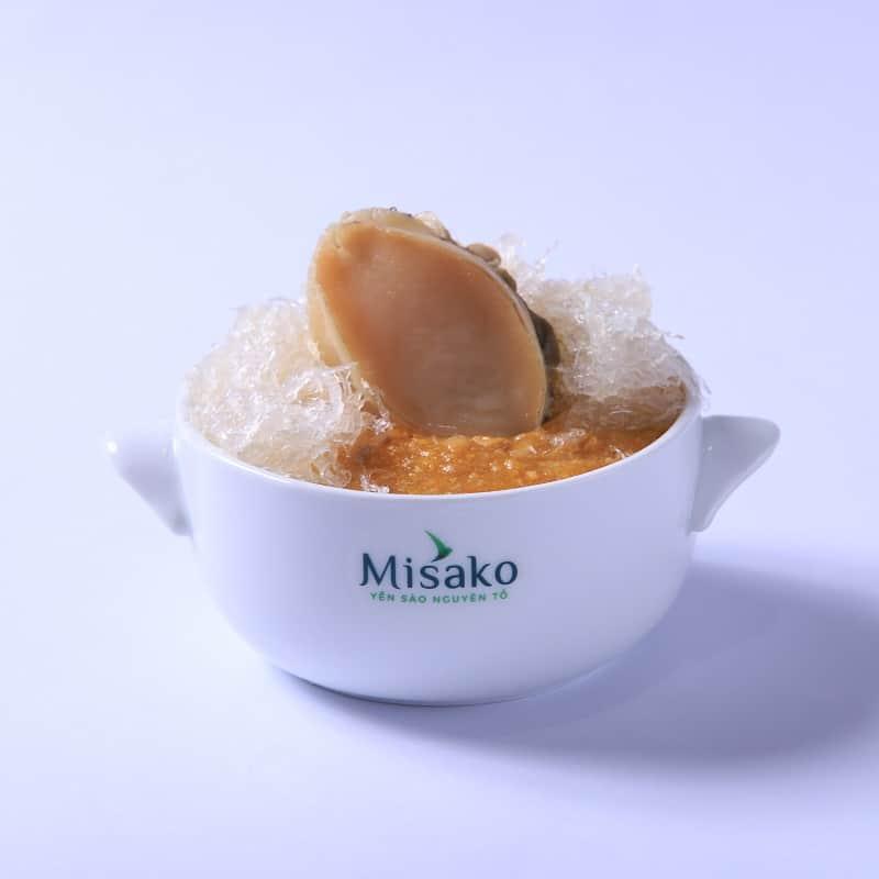 cháo tổ yến misako tphcm