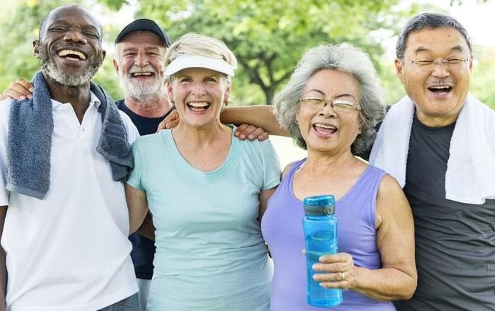Tập thể dục thường xuyên giúp người tai biến hồi phục nhanh hơn