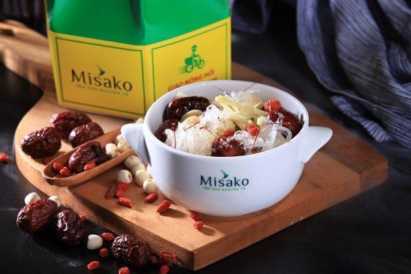 Tổ Yến Misako chưng cách thủy